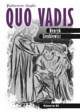 Quo vadis Ilustrowana klasyka - Henryk Sienkiewicz | mała okładka