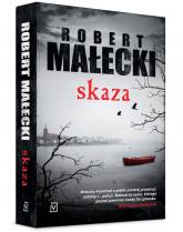 Skaza - Robert Małecki | mała okładka