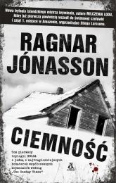 Ciemność - Ragnar Jonasson | mała okładka