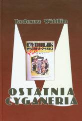 Ostatnia cyganeria - Tadeusz Wittlin   mała okładka
