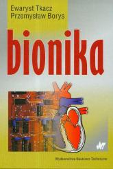 Bionika - Tkacz Ewaryst, Borys Przemysław | mała okładka