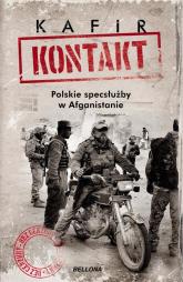 Kontakt Polskie specsłużby w Afganistanie - Kafir | mała okładka