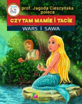 Wars i Sawa Czytam mamie i tacie - Łukasz Zabdyr | mała okładka