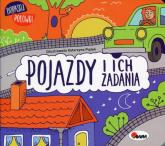 Dopasuj połówki Pojazdy i ich zadania - Joanna Wiśniewska | mała okładka