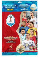Adrenalyn XL World Cup Russia 2018 Megazestaw startowy -  | mała okładka