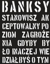 Banksy -  | mała okładka