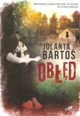 Obłęd - Jolanta Bartoś | mała okładka