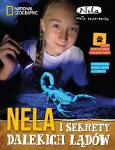 Nela i sekrety dalekich lądów - Mała Reporterka Nela | mała okładka
