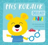 Miś Koralik Okulary - Grażyna Nowak-Balcer | mała okładka