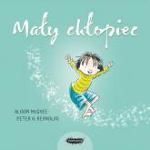 Mały chłopiec - Alison McGhee | mała okładka