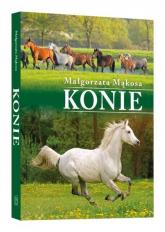 Konie - Małgorzata Mąkosa | mała okładka