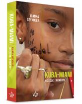 Kuba-Miami Ucieczki i powroty - Joanna Szyndler   mała okładka