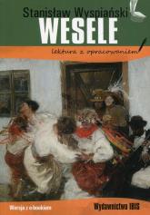Wesele Stanisław Wyspiański lektura z opracowaniem - Agnieszka Nożyńska-Demianiuk | mała okładka
