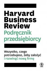 Harvard Business Review Podręcznik przedsiębiorcy -    mała okładka