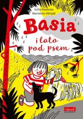 Basia i lato pod psem - Zofia Stanecka | mała okładka