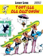 Lucky Luke Tortilla dla Daltonów - René Goscinny | mała okładka