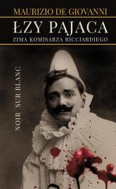 Łzy pajaca Zima komisarza Ricciardiego - Giovanni Maurizio, Brzozowski Maciej A. | mała okładka