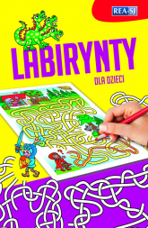 Labirynty - zbiorowa Praca | mała okładka