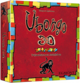 Ubongo 3D - Grzegorz Rejchtman | mała okładka