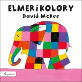 Elmer i kolory - David McKee | mała okładka
