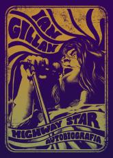 Ian Gillan Highway Star Autobiografia - Gillan Ian, Cohen David | mała okładka