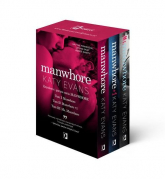 Manwhore / Manwhore + 1 / Ms. Manwhore Pakiet - Katy Evans | mała okładka