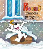 Reksio Zimowa przygoda - Maria Szarf | mała okładka