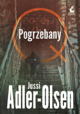 Pogrzebany Departament Q. 5. - Jussi Adler-Olsen   mała okładka
