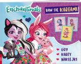 Enchantimals Baw się kartami -  | mała okładka
