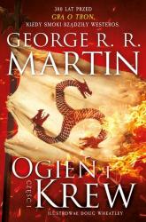 Ogień i krew Część 1 - Martin George R.R | mała okładka