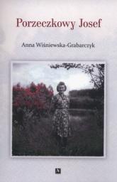 Porzeczkowy Josef - Anna Wiśniewska-Grabarczyk   mała okładka