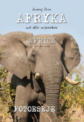 Afryka nie dla mięczaków - Andrzej Śliwa | mała okładka