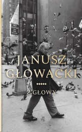 Z głowy - Janusz Głowacki | mała okładka