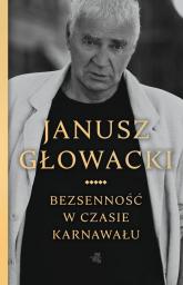 Bezsenność w czasie karnawału - Janusz Głowacki | mała okładka