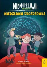 Niemożliwi detektywi Nadziana drożdżówka - Patrycja Zarawska | mała okładka