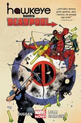 Hawkeye kontra Deadpool - Gerry Druggan | mała okładka