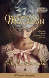 Słodka kusicielka - Sarah Maclean | mała okładka