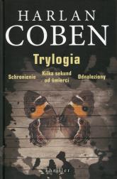 Trylogia Schronienie Kilka sekund do śmierci Odnaleziony - Harlan Coben | mała okładka