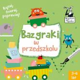 Kapitan Nauka Bazgraki w przedszkolu -  | mała okładka
