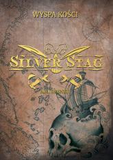 Silver Stag Wyspa Kości - A.M. Rosner | mała okładka