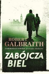 Zabójcza biel - Robert Galbraith | mała okładka