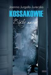 Kossakowie Biały mazur - Joanna Jurgała-Jureczka | mała okładka