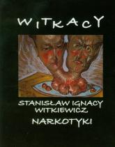 Narkotyki + CD/MP3 - Witkiewicz Stanisław Ignacy | mała okładka