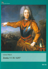 Zenta 11 IX 1697 - Łukasz Pabich | mała okładka