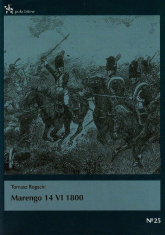 Marengo 14 VI 1800 - Tomasz Rogacki   mała okładka