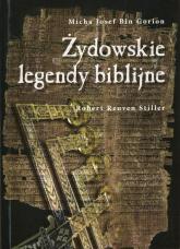 Żydowskie legendy biblijne - Bin Gorion Micha Josef | mała okładka