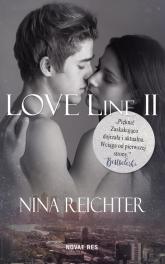 Love Line II - Nina Reichter   mała okładka