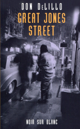 Great Jones Street - Don Delillo | mała okładka