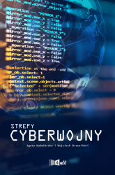Strefy cyberwojny - Kaźmierska Agata, Brzeziński Wojciech | mała okładka