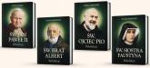 Rekolekcje ze Świętymi. Pakiet promocyjny św. Brat Albert, św. Jan Paweł II, św. Faustyna, św. o. Pio - zbiorowa praca | mała okładka